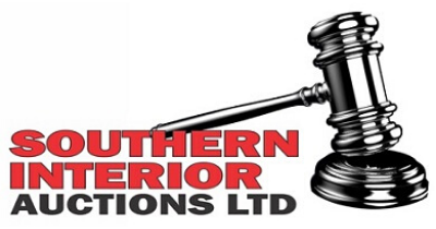 Southern Interior Auctions Logo