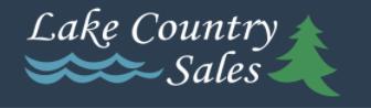 Lake Country Sales Logo