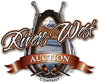Rivers West Auction, LLC Logo
