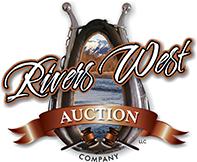 Rivers West Auction, LLC Logo
