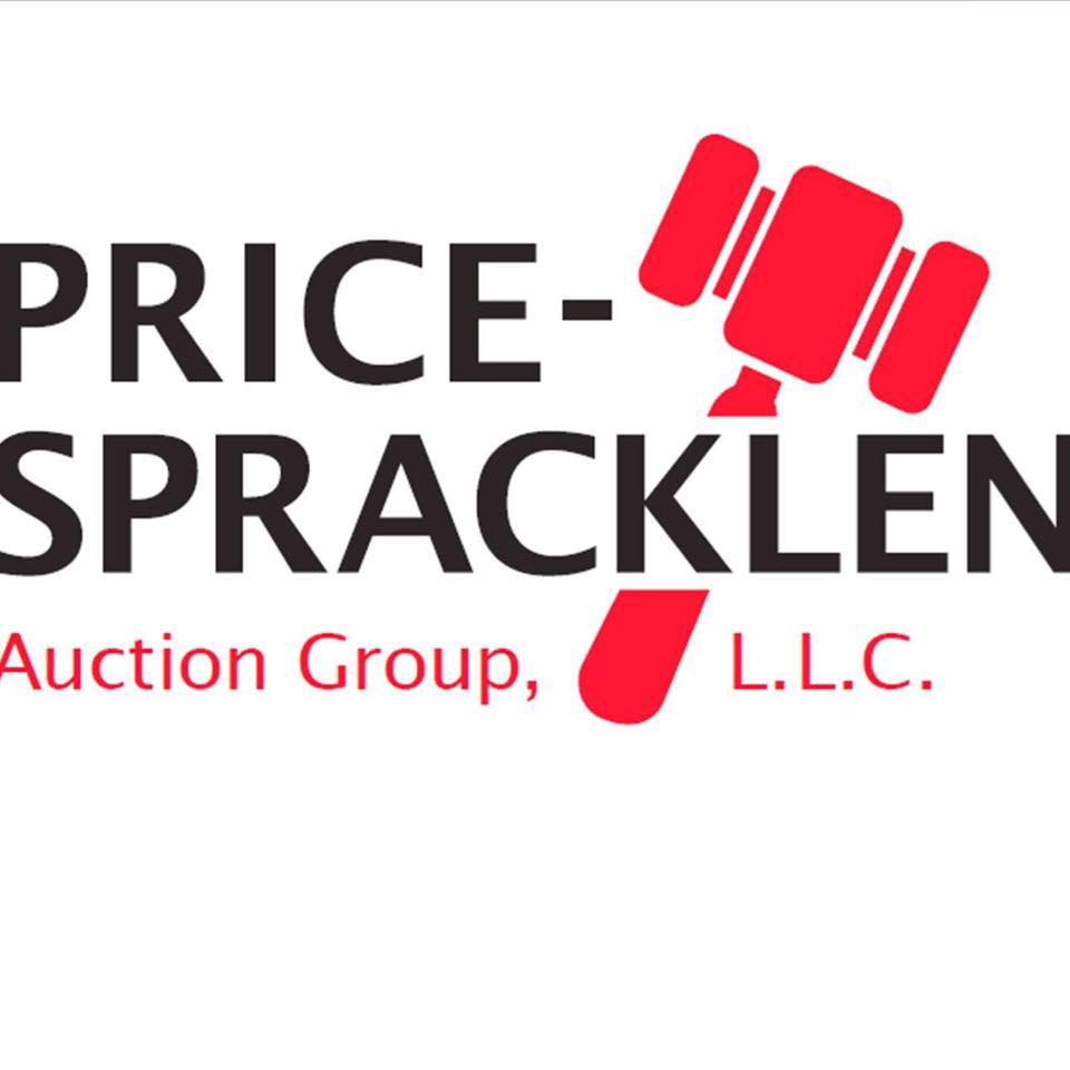 Price Spracklen Auction Group Logo