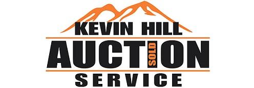 Kevin Hill Auction Service Inc Logo