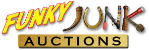 Funky Junk Auctions Logo