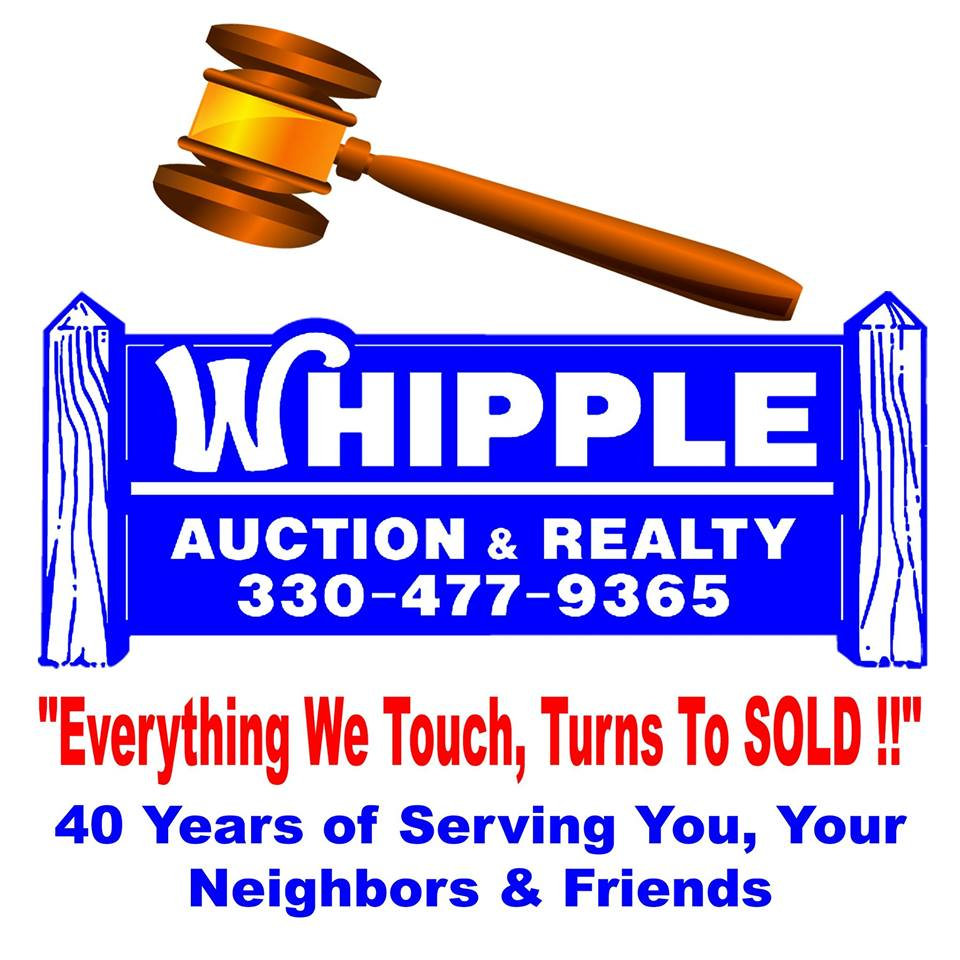 Whipple Auction & Realty Logo