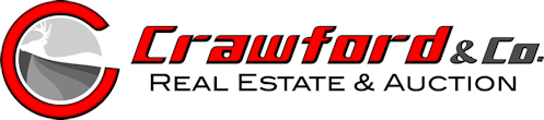 Crawford & Co. Real Estate & Auction Logo