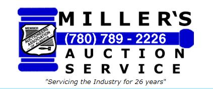 Miller's Auction Service Logo
