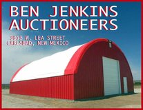 Ben Jenkins Auctioneers Logo