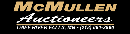 McMullen Auctions Logo