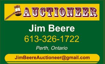 Jim Beere Auctions Logo