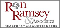 Ron Ramsey & Associates Realtors and Auctioneers Logo