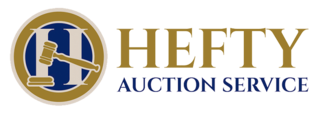 Hefty Auction Service Logo