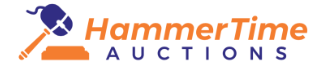Hammer Time Auctions Logo