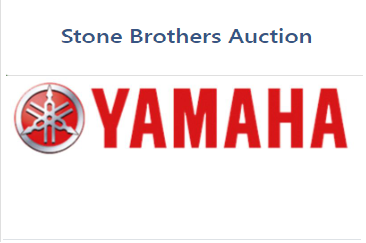 Stone Brothers Auction, LLC Yamaha Logo