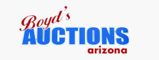 Boyd's Auctions Arizona Logo