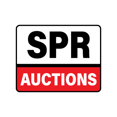 SPR Auctions Logo