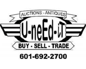 UNEEDIT Antiques and Auctions Logo