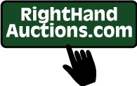 Right Hand Auctions, LLC Logo
