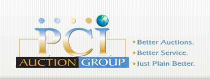 PCI Auctions Logo