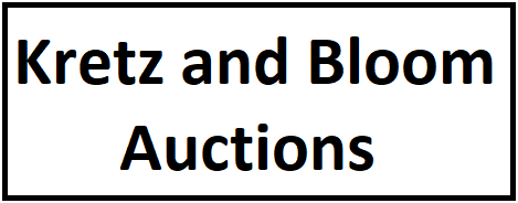 Kretz and Bloom Auctions Logo