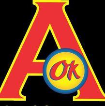 A-OK Auction Gallery Logo