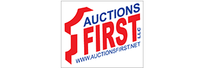 Auctions First Logo