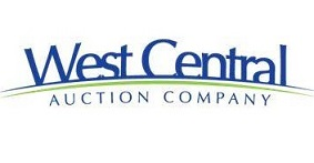 West Central Auction Company Logo