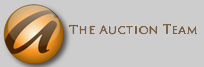 The Auction Team Logo