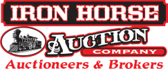 Iron Horse Auction Company, Inc. Logo