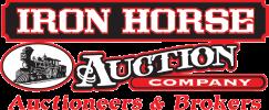 Iron Horse Auction Company, Inc. Logo