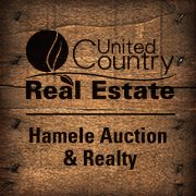 United Country Hamele Auction & Realty  Logo