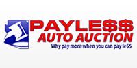 Payless Auto Auction Logo
