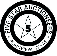Five Star Auctioneers Logo
