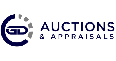 GD Auctions & Appraisals  Logo
