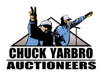 Chuck Yarbro Auctioneers Logo