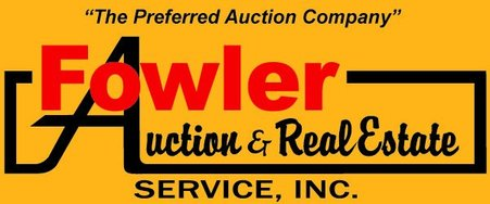 Fowler Auction & Real Estate Service, Inc. Logo