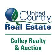 United Country Coffey Realty & Auction Logo