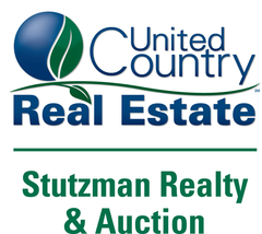 United Country Stutzman Realty & Auction Logo