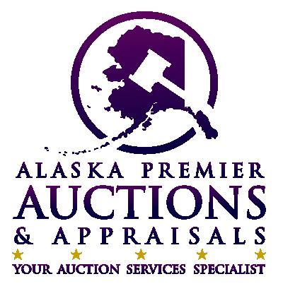Alaska Premier Auctions & Appraisals Logo