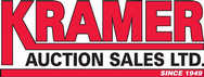KRAMER AUCTION SALES LTD. Logo