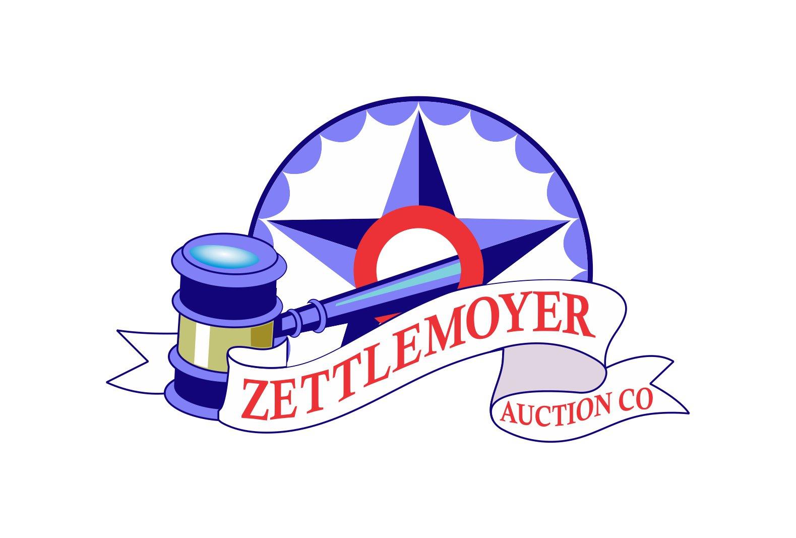 Zettlemoyer Auction Co., LLC Logo