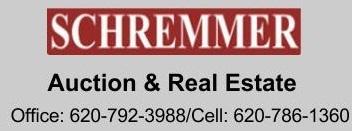 Schremmer Auction & Real Estate Logo