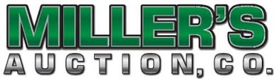 Millers Auction Co Logo