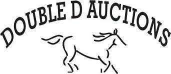 Double D Auctions Logo