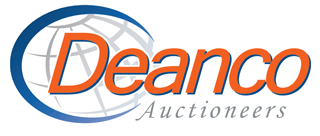 Deanco Auction Company Logo