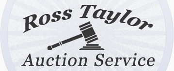 Ross Taylor Auction Services Logo