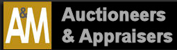 A & M Auctioneers and Appraisers, LLC Logo