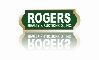 Rogers Realty & Auction Co. Inc. Logo