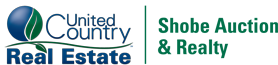 United Country Shobe Auction & Realty Logo