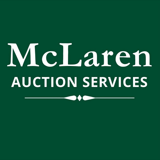 McLaren Auction Services Logo