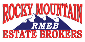 Rocky Mountain Estate Brokers Logo